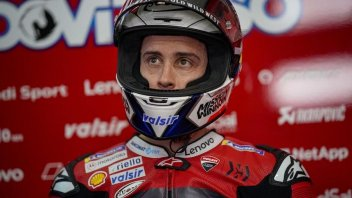 "MotoGP: Dovizioso: ""This stop is helping me to understand so much about life"""