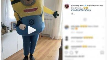 MotoGP: Come passa il tempo Alex Marquez in casa? Non lo immaginereste mai