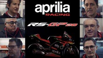 MotoGP: Aprilia RS-GP 20: spiegati i segreti della belva che sfida la MotoGP