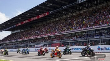 MotoGP: The new MotoGP calendar: Thai GP on October 4