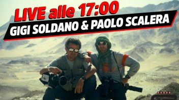 MotoGP: LIVE - Gigi Soldano, fotografo: racconta la MotoGP e Valentino Rossi