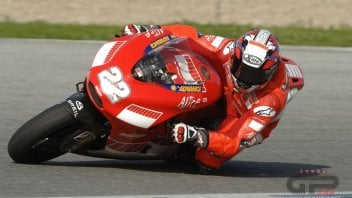 "MotoGP: Guareschi: ""I am a miraculous survivor of Ducati inventions"""