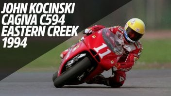 MotoGP: John Kocinski and Cagiva's last victory in 500 at Eastern Creek