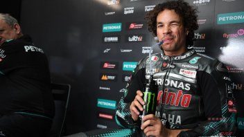 "MotoGP: Morbidelli: ""I'm training at home and learning to play musical instruments"""