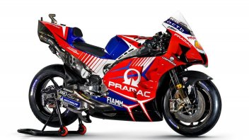 MotoGP: Here are Bagnaia's and Miller's Pramac Ducatis with Lamborghini design