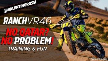 MotoGP: Niente Qatar per Rossi, Morbidelli e Bagnaia? No problem, c'è il Ranch