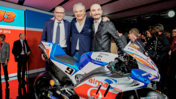 MotoGP: Claudio and Stefano Domenicali stop Ducati and Lamborghini