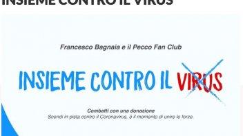 News: Coronavirus. Bagnaia lancia una raccolta fondi per l'emergenza