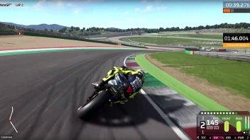 Playtime - Games: Ecco il Gameplay di MotoGP 2020: un giro di pista con Rossi al Mugello