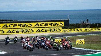 SBK: Superpole Race Phillip Island: gli Highlights della vittoria di Rea