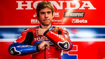"SBK: Bautista: ""If Honda wanted me in MotoGP I wouldn't say no"""