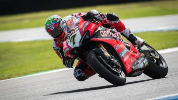 "SBK: Chaz Davies: ""Luckily there is only one Phillip Island on the calendar"""