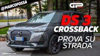 Auto - Test: Prova DS3 CROSSBACK: il SUV compatto che si guida in relax