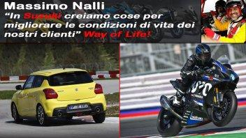 """Auto - News: Massimo Nalli, Suzuki: """"Ci aspettiamo un risveglio veloce del settore"""""""