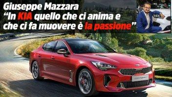 """Auto - News: Mazzara: """"Kia, 7 anni di garanzie sulle sue auto grazie alla passione"""""""