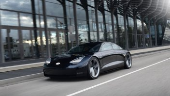 Auto - News: Hyundai Concept Prophecy: la nuova elettrica che anticipa il futuro