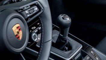 Auto - News: Porsche 911: cambio manuale 7 rapporti per i più romantici