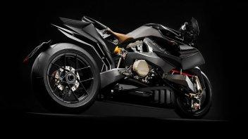Moto - News: Vyrus Alyen: la moto venuta dallo spazio