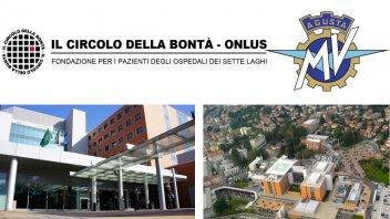 Moto - News: Coronavirus - MV Agusta, donazione agli ospedali per eseguire tamponi