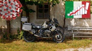 Moto - News: MERCATO MOTO - A Marzo il Covid-19 non perdona, vendite a picco, -66%