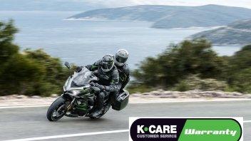 Moto - News: Coronavirus: anche Kawasaki estende la garanzia
