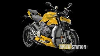 """Moto - News: Ducati Streetfighter V2: suggestione da """"fotomontaggio"""""""