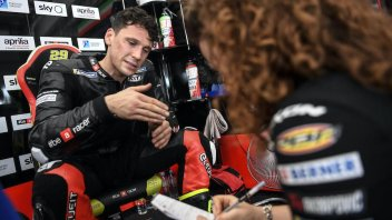 "MotoGP: Savadori: ""The Aprilia test in Sepang was better than a first date"""