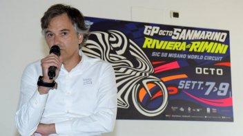 "MotoGP: Albani: ""Misano behind closed doors? In June, the final decision"""