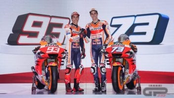 "MotoGP: Marquez: ""suspend rider contracts, like with development"""