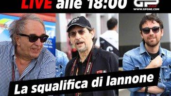 MotoGP: LIVE - Carlo Pernat parla della squalifica di Iannone in diretta