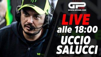 MotoGP: LIVE - Uccio Salucci alle 18:00 ospite della nostra diretta Facebook