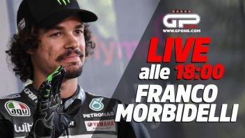 MotoGP: LIVE - Franco Morbidelli in diretta alle 18:00 sui nostri Social