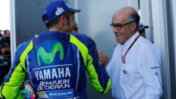 "MotoGP: Ezpeleta: ""I would like Rossi to continue and enjoy himself"""