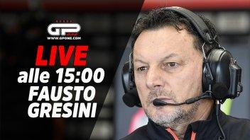 MotoGP: LIVE - Fausto Gresini in diretta alle 15:00 su GPone