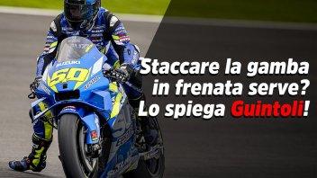 MotoGP: Guintoli: The MotoGP leg dangle? Let me explain what it's for