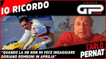 """MotoGP: Pernat, I Remember: """"When HB didn't send Romboni to Aprilia"""""""