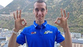 MotoGP: ULTIM'ORA - Alex Rins e la Suzuki insieme fino al 2022