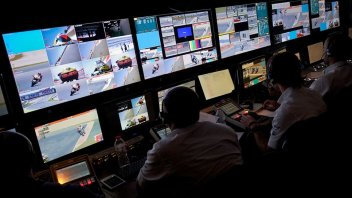 MotoGP: Grands Prix 'in the dark': no press or spectators, only for TV