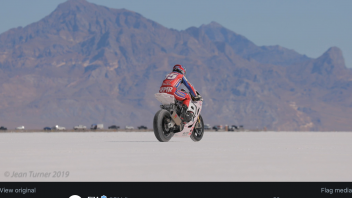 News: 2020 Bonneville Motorcycle Speed Trials cancelled