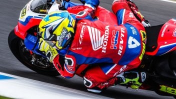 "SBK: Alvaro Bautista: ""Honda? It wasn't Marc Marquez who recommend it."""