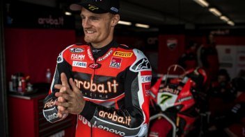 "SBK: Davies: ""Ducati V4? The first time was enough to understand a change was needed."""