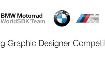 SBK: BMW Motorrad WorldSbk team Young Graphic Designer Competition