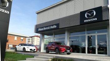 Auto - News: Mazda Back To Drive: compri l'auto oggi e inizi a pagarla nel 2021