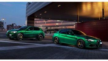 Auto - News: Presentate le nuove Alfa Romeo Giulia e Stelvio Quadrifoglio MY2020