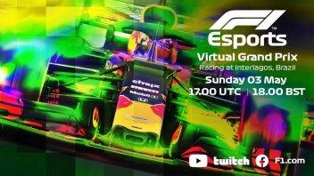 Auto - News: Virtual F1: non solo MotoGP, Leclerc e Ferrari cercano la tripletta