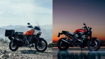 Moto - News: Harley-Davidson Bronx e Pan America: debutto rimandato al 2021