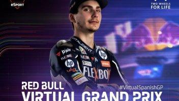 "Moto2: Baldassarri: ""Jerez mi porta fortuna, ma per vincere ho sudato freddo"""