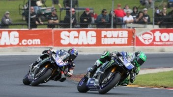 MotoAmerica: Pole position for Beaubier in Wisconsin. Elias 3rd