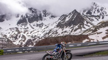 MotoGP: Training in the clouds for Rins and Rabat