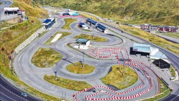 MotoGP: The Andorra track reopens: 22 riders will be able to train, but in groups